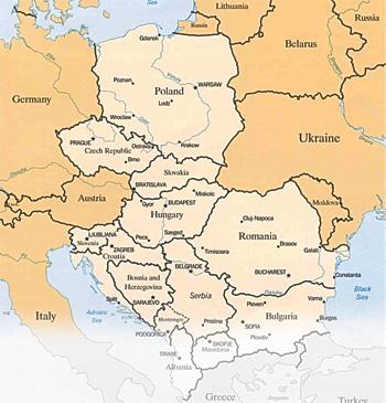 2012 Piata It Creste In Europa Centrala Si De Est