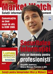 Numarul 75 [mai 2005]